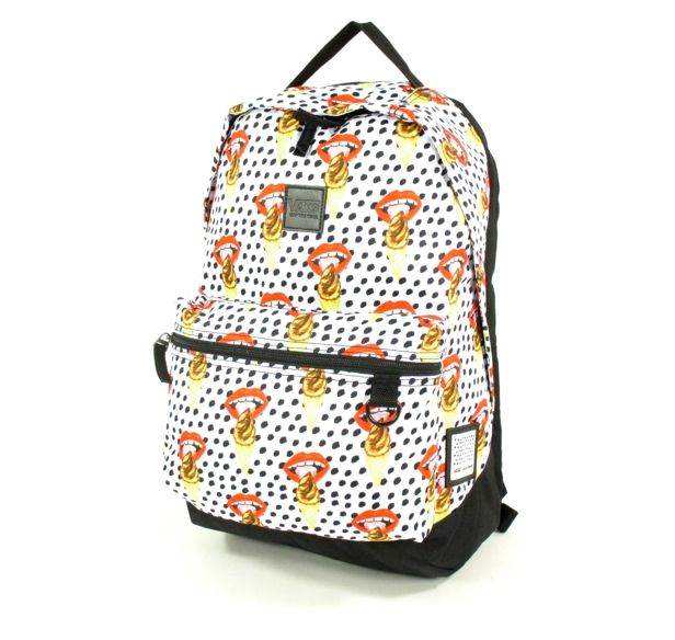 VANS BackPack KENDRA TIBURON I SCREAM
