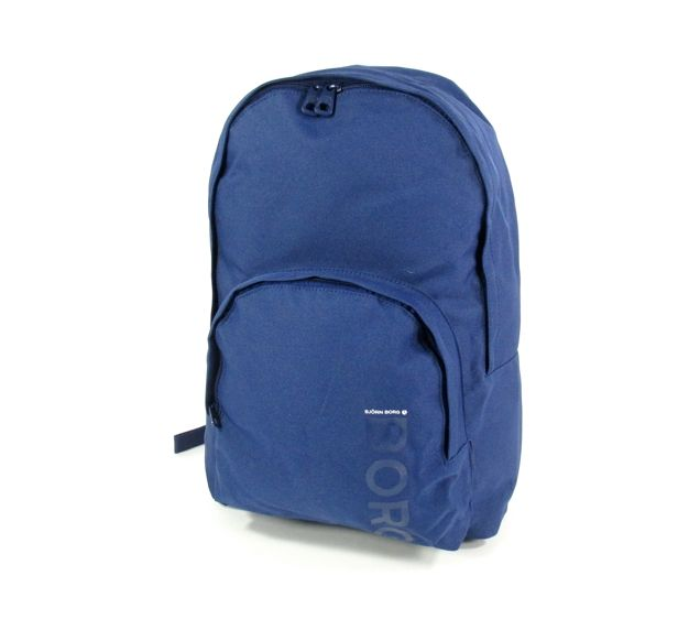 Image of Backpack M met laptopvak Navy