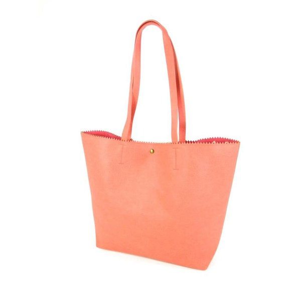 Shopper damestas Hyde Park Coral