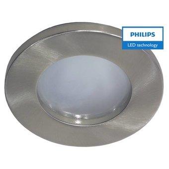 Philips Badkamer inbouwLEDspot 12V 3W armatuur+spot (IP65)