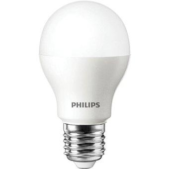 Philips LED lamp, 5 Watt, Warmwit, grote fitting E27