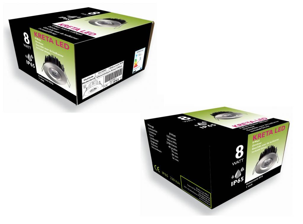 Vinyl Behang Badkamer ~ Pin Complete Set Ip65 Badkamer Led Spots 4 Spots on Pinterest