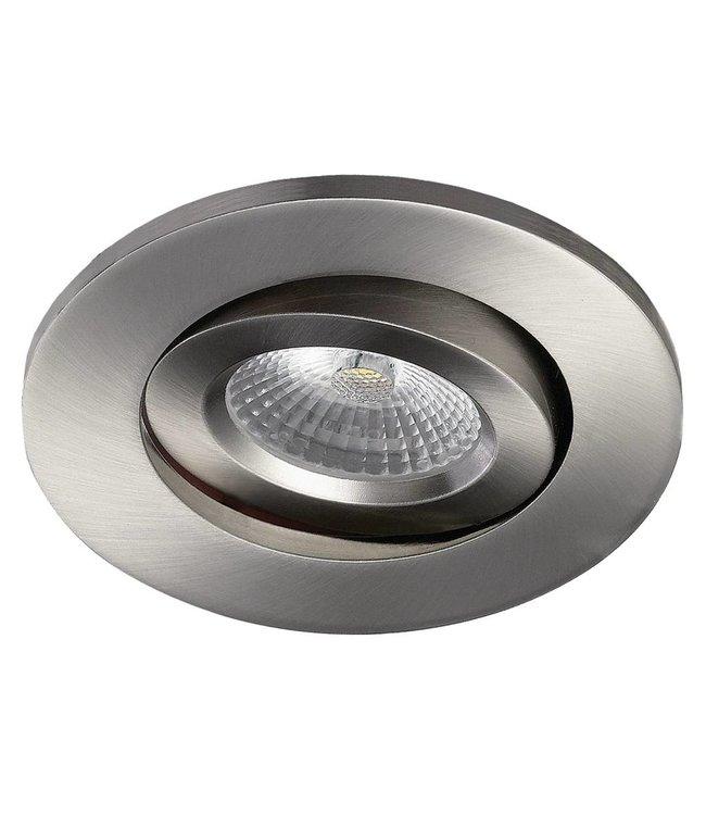 LED inbouwspot Milaan 8W, dimbaar