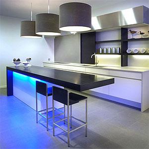 creer sfeer met de juiste keukenverlichting