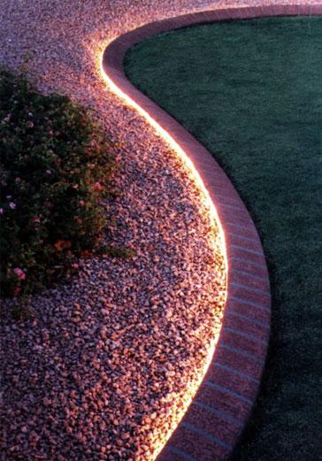 Mensen gebruiken LED strips op allerlei creatieve manieren.