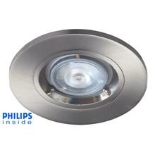 Philips Inbouwledspot 5,5W dimbaar niet kantelbaar