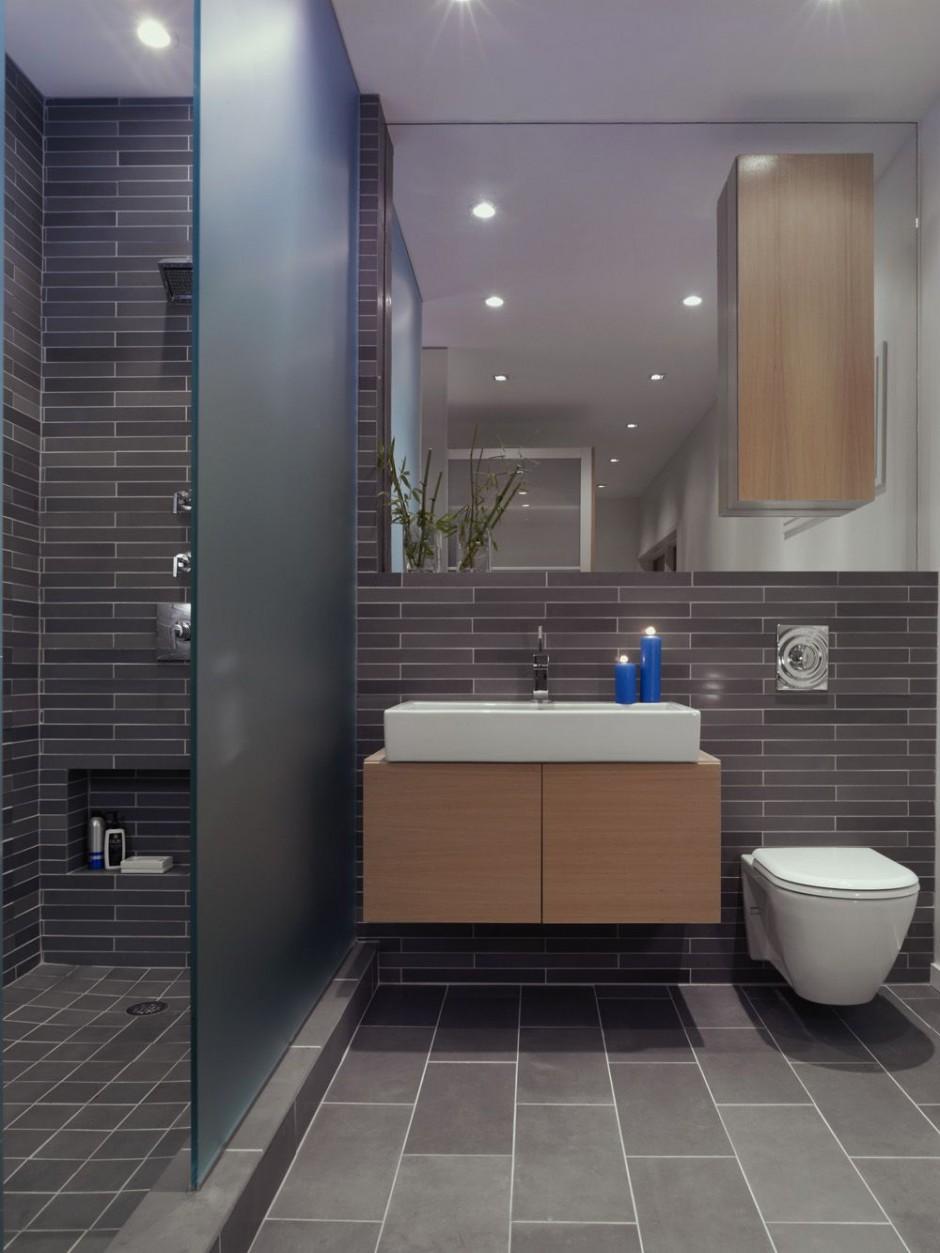 Inbouwspots zijn uitermate geschikt voor de badkamer.