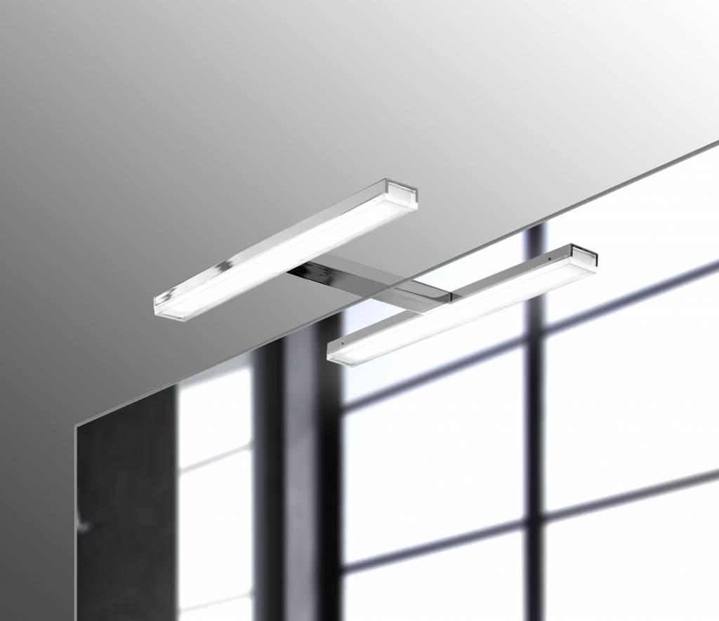 Led verlichting for Verlichting badkamerspiegel
