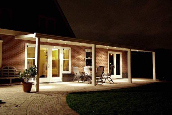De ideale veranda verlichting - 123ledspots