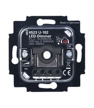 Busch - Jaeger Led Dimmer 2 - 100 w