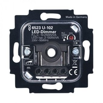 led dimmer 2 100 w 123ledspots. Black Bedroom Furniture Sets. Home Design Ideas