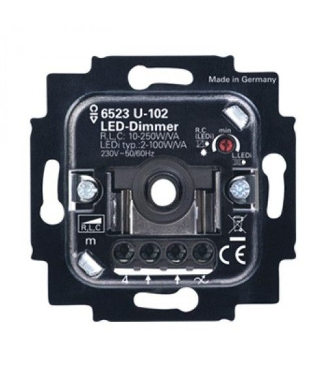 led dimmer 2 100 w 123ledspots bv. Black Bedroom Furniture Sets. Home Design Ideas
