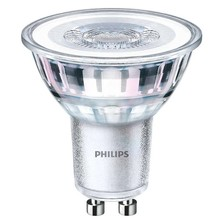 Philips LED spot 4W, GU10, Dimbaar, Warm Wit, vervangt 35W