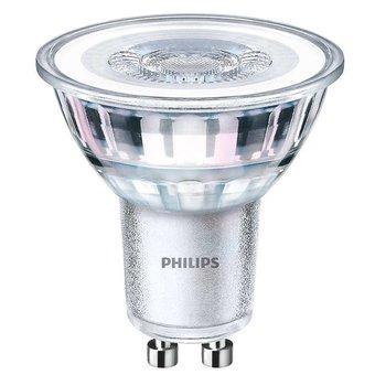 Philips LED spot 4W, GU10, Dimbaar, Warm Wit, vervangt 35W