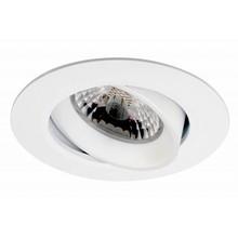 Inbouw LEDspot Parijs, Warm wit licht, dimbaar, 8 Watt, kantelbaar