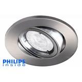 Philips LED inbouwspot 4,3W (50W), dimbaar en kantelbaar