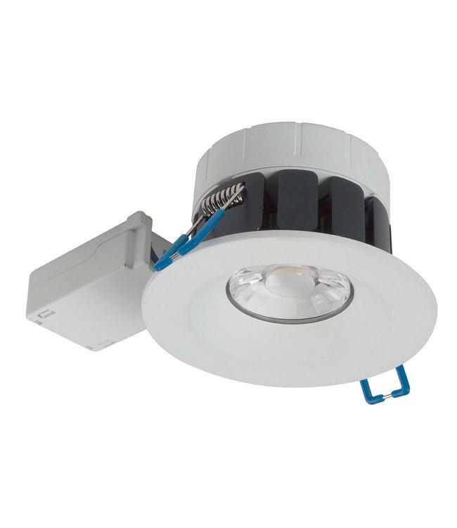 Badkamer LEDspot Venetië 8 Watt, IP65 Dimbaar, Witte uitvoering ...