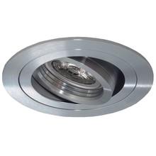 Aluminium inbouwledspot 5W dimb kantelbaar