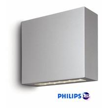 Philips Treeline Wand Tuin LEDlamp grijs 6x2.5W. dimbaar