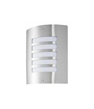 KL LIGHTING Tuin Wand Lamp / Armatuur, RVS