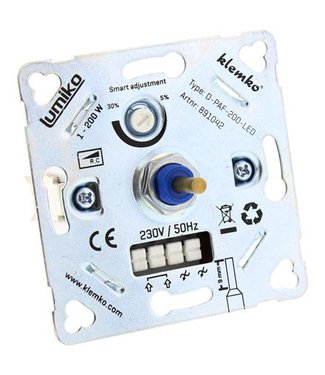 Klemko Led-Dimmer 1-200 W