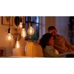 Gezellige ledverlichting. Heldere LED filament lampen.