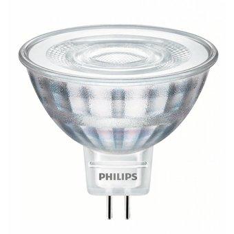 Philips 12 Volt LEDspot MR16 Warm Wit, 3 Watt