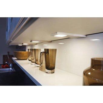 Hera Dimbare keukenkast verlichting Slim line. 2 stuks