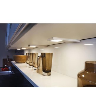 Hera Set van 3 stuks dimbare keukenkast led verlichting Slim line.