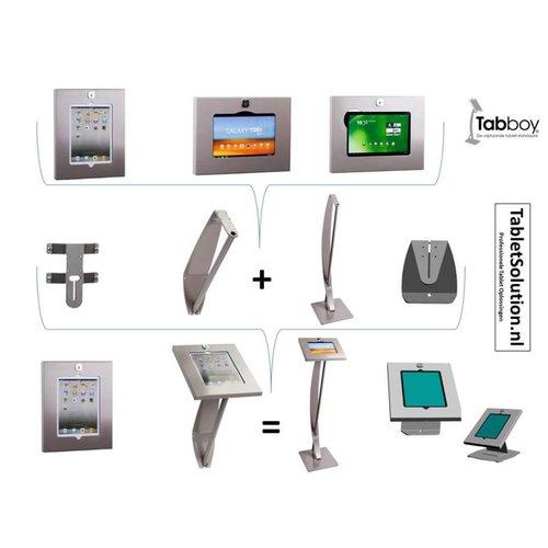 Tabboy XL Grondplaat