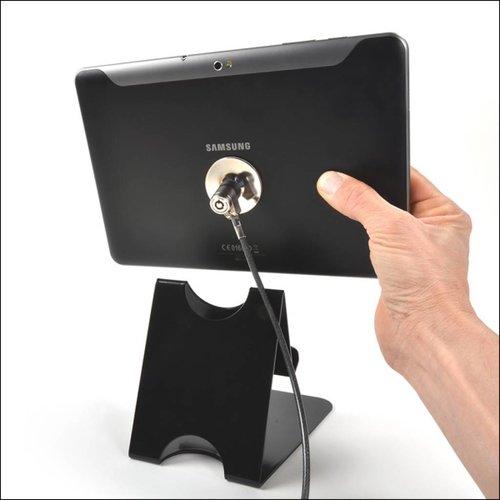 SecuPaddock universele anti-diefstal tafelstandaard