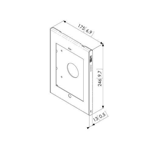 Vogel's Professional Tablock iPad Mini 1/2/3 wandhouder