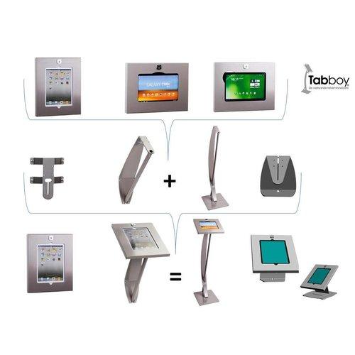 Tabboy XL Anti-diefstalhouder Microsoft Surface Pro 3, 4, 5