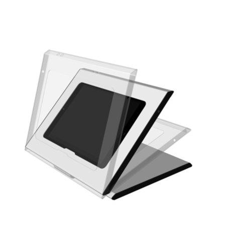 Lleaf Flex; universele 10 inch tablet tafelstandaard