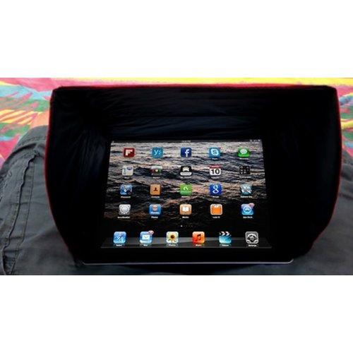 PadHat (HoodiVision) iPad Air 1/2 zonnescherm