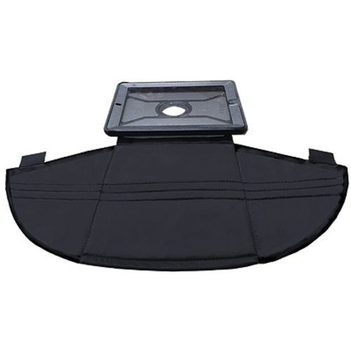 PadHat (HoodiVision) iPad 2/3/4/AIR/9.7 Hybrid zonnescherm