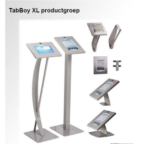 Tabboy XL iPad of Galaxy Tab Tafelstandaard met anti-diefstal beveiliging houder