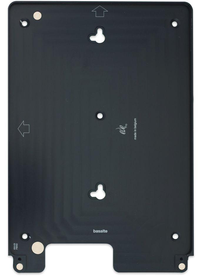 basalte eve wandhouder voor ipad pro 12 9 tabletsolution. Black Bedroom Furniture Sets. Home Design Ideas