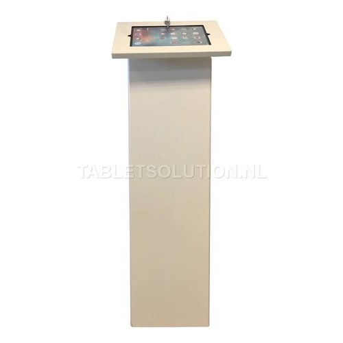 Tabboy Display tablet vloerstandaard met communicatievlak