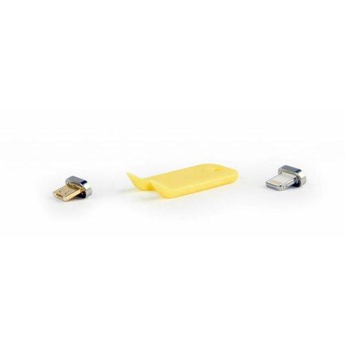 Lightning en Micro USB oplaadkabel Magnetische stekker