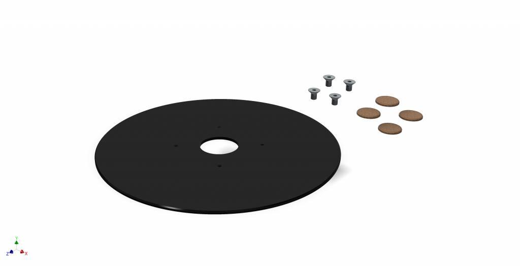 Tablet Houder Tafel : Tablethouder durable voor bureau of tafel te koop tweedehands