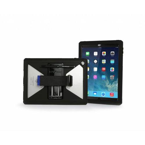 MaxCases Shield Xtreme-S™ Case met handstrap voor iPad 5 (Gen 5/2017)