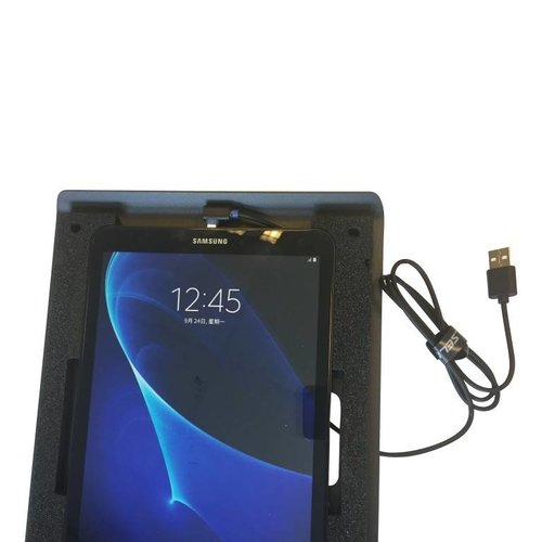 TABDOQ Samsung TAB A6 10.1 tafelstandaard