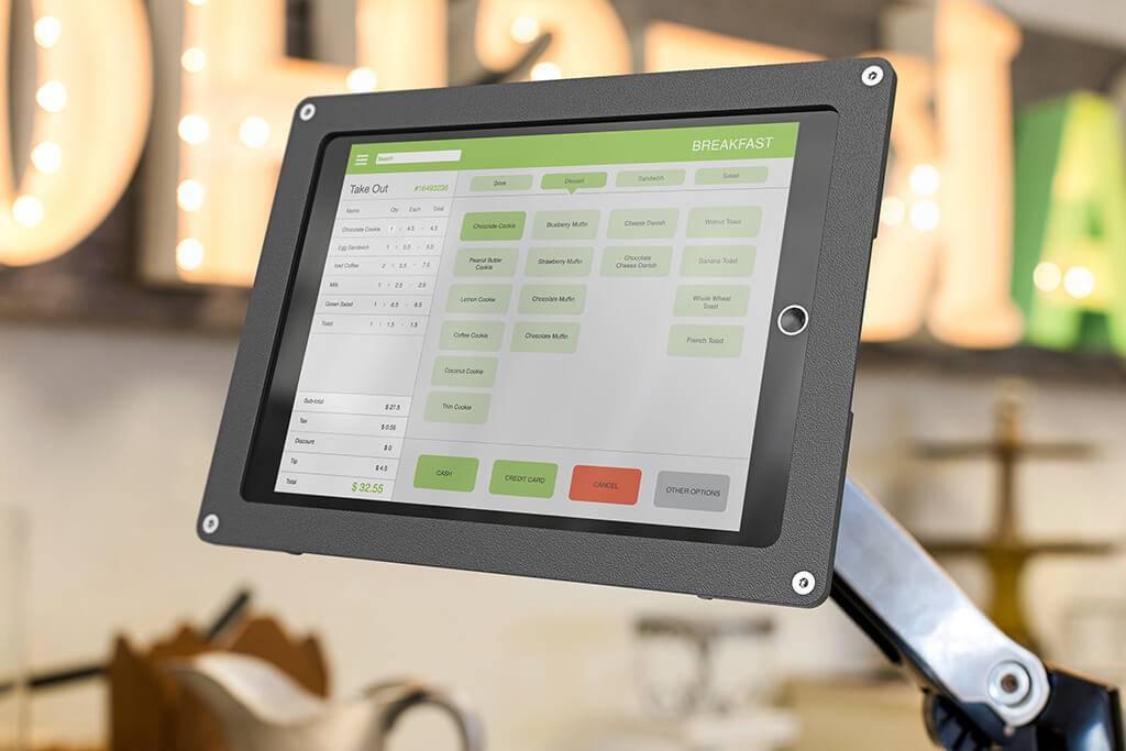 Windfall VESA Frame iPad Air & iPad 9.7 - Tabletsolution