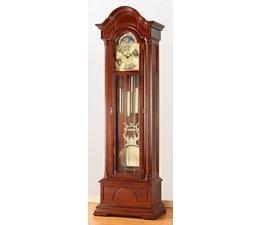 Hettich Uhren Exclusieve Grandfather Clock No.35-50 walnoot geschilderd in het Zwarte Woud gemaakt Afmetingen: 208x65x35cm 3 - melodieën percussie