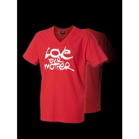 Cock & Balls - T-shirt Love your mother