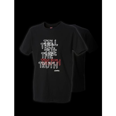 Cock & Balls - T-shirt Tell the truth