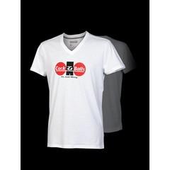 Cock & Balls - Classic White shirt V