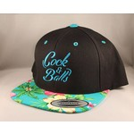 Cock & Balls - Flexfit Snapback Aloha