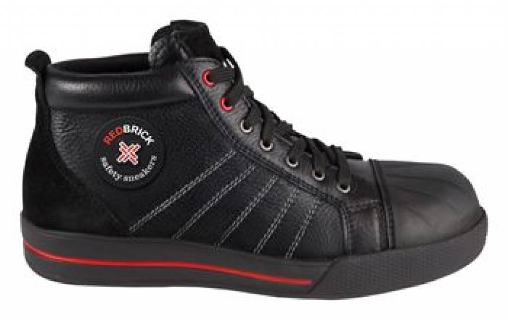 Redbrick Redbrick Onyx zwart S3 boot
